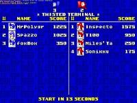 CTF Scoreboard (Intermission)