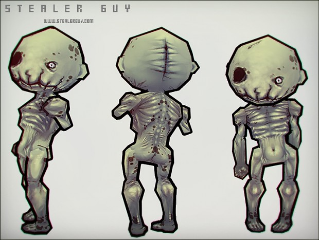 Ghoul Model