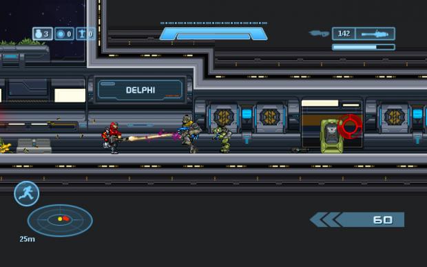 Delphi Station