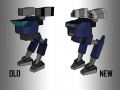 Remodeled Ueda Combat Support Mech