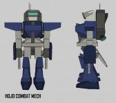 Hojo Combat Mech Profile