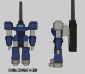 Ishida Combat Mech