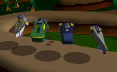 Remodeled Cruisers!