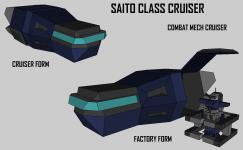 Saito Class Cruiser
