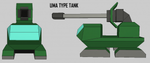 Uma Type Tank
