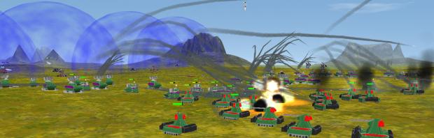 April 16th Playtest Screenshots