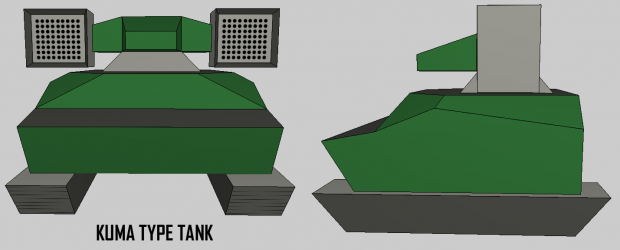 Kuma Type Tank