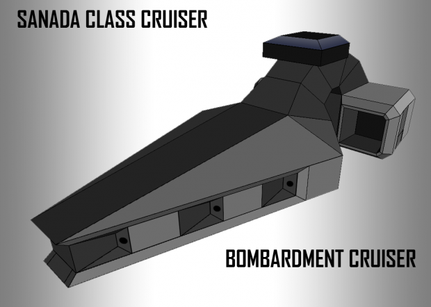 New Unit!  Sanada Class Cruiser