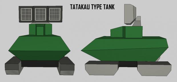 Tatakau Type Tank