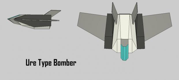 Ure Type Bomber