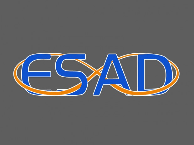 ESAD logo concept 4  -  INFINITY Mark II