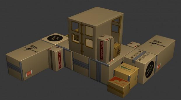 Box fort