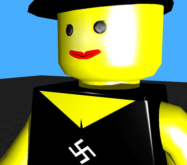The new female Nazi officer