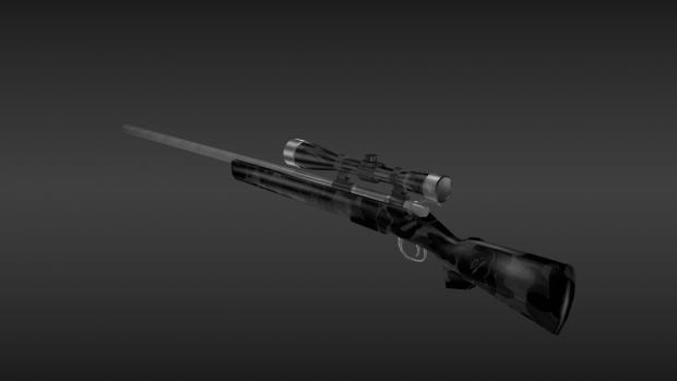Cute Sniper Rifle
