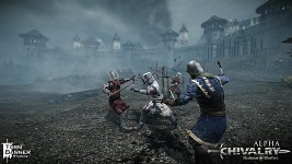 Chivalry: Medieval Warfare In-action Screenshots