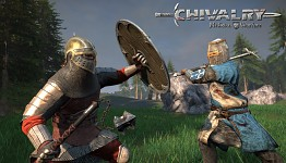 First Major Content Update to Chivalry: Medieval W