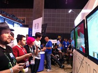 Minecraft Mobile at E3