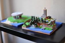 Minecraft 3D prints