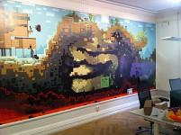 Mojang's Wallpaper