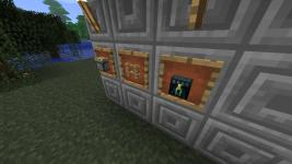 Item Frames - blocks