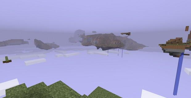 Sky Dimension Concept