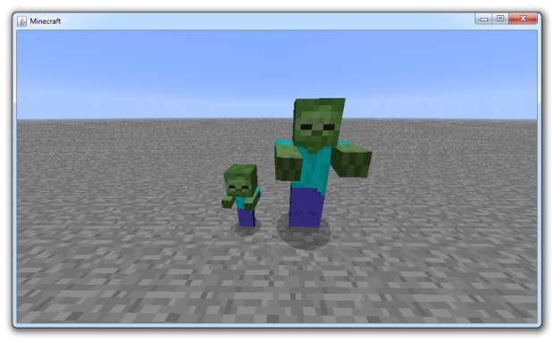 "Zombies ""turn"" villagers/baby villager ""turned"""