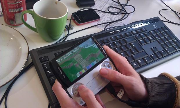 Minecraft:Pocket Edition