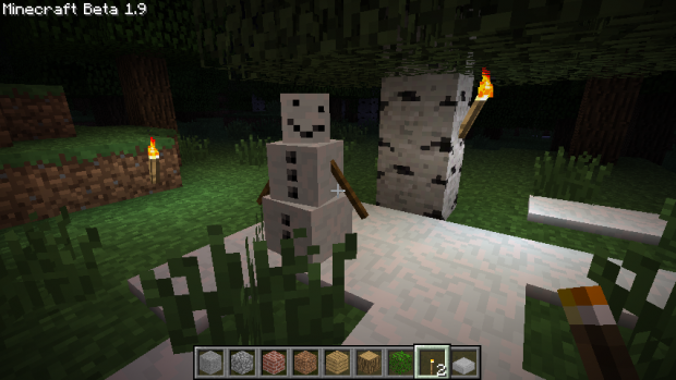 EDIT: Snow Golem