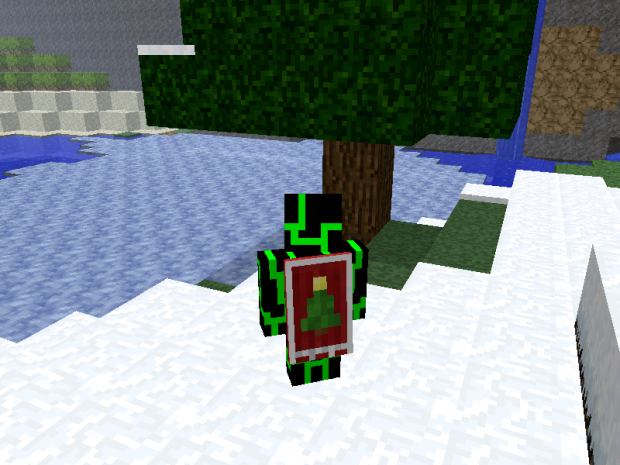 Christmas Capes image - Minecraft - Mod DB