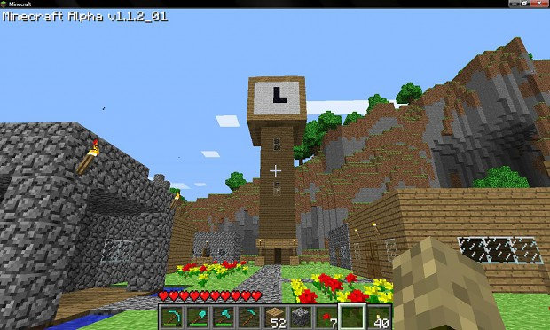 The Great Clock Tower of Time