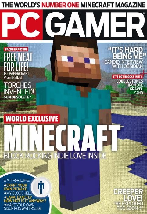 PCgamer cover