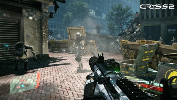 Crysis 2 Shots