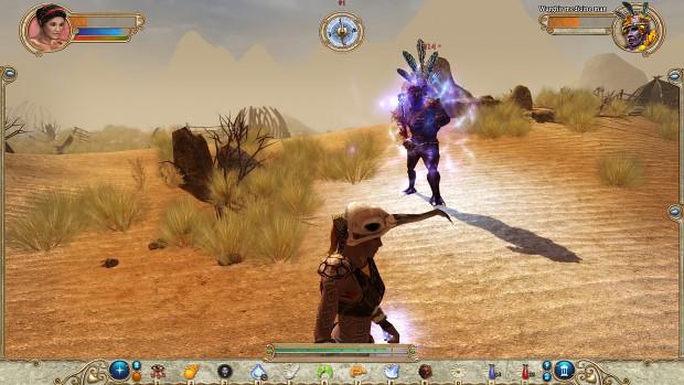 Screenshots (widescreen)