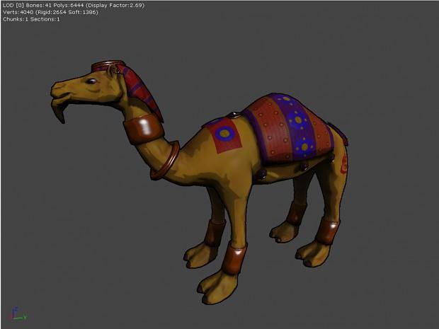 Medium Camel