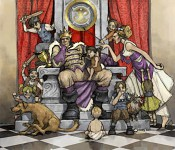 King's Concept Art