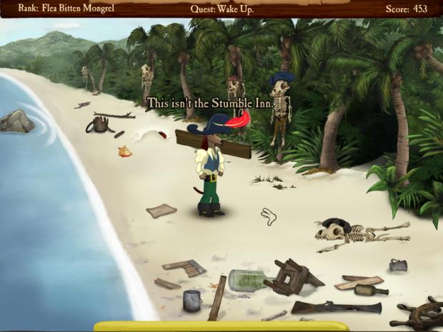 Jolly Rover screenshots