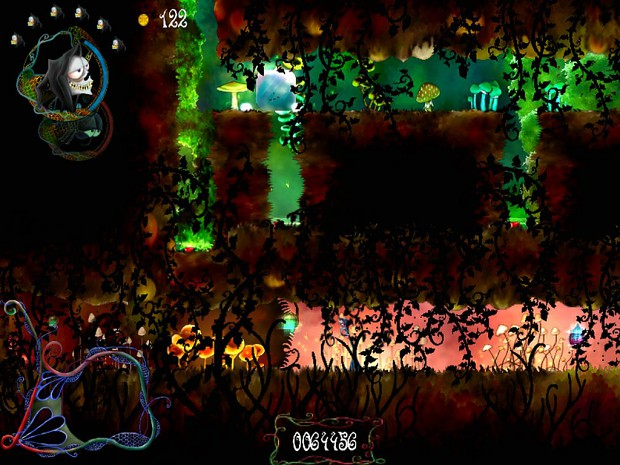 Death and the Fly Screenshot