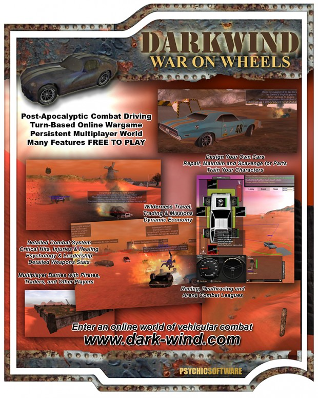 Promotional Flyer