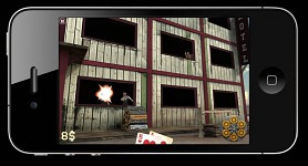 Red Gun 1.1 retina display screens