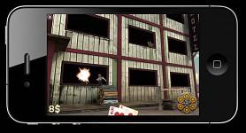 Red Gun 1.1 retina display screens