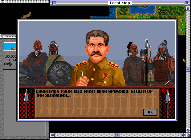 Negotiations with Stalin