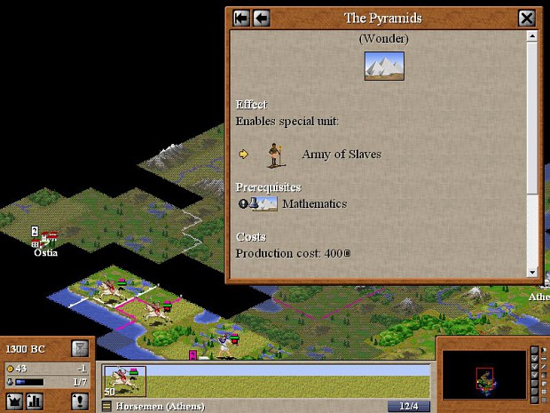 The Pyramids wonder