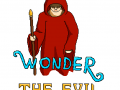 Wonder: The Evil. (Title pixel art)