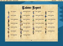 Labour Report