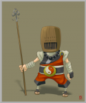 The Masked Guard Concept