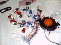 Arcade parts