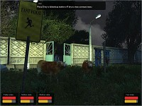 Screenshot from Little Zombie Suzie game