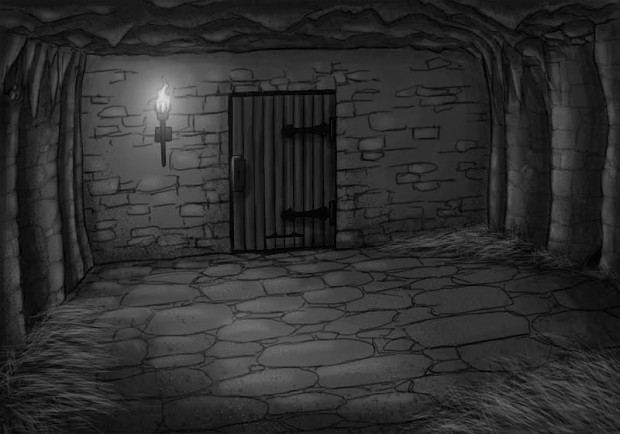 Dungeon - Rough Sketches