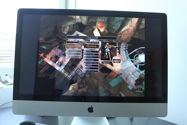 Sanctum on iMac!