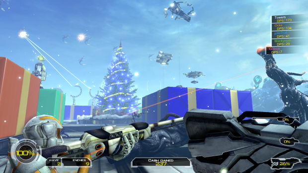 X-Mas Carnage Screenshot #3
